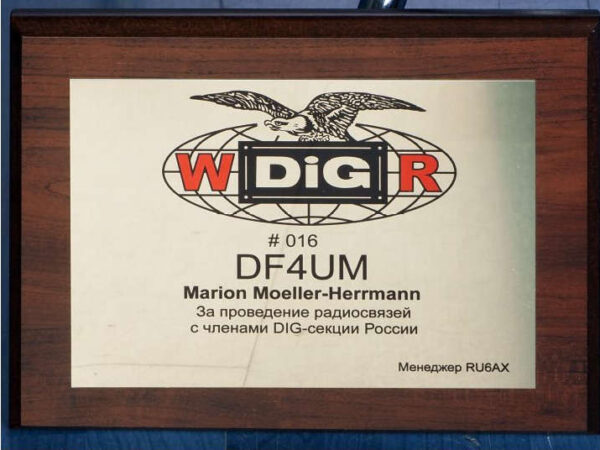 Diplome - W-DIG-R