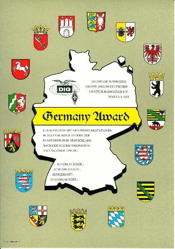 Germany Award
